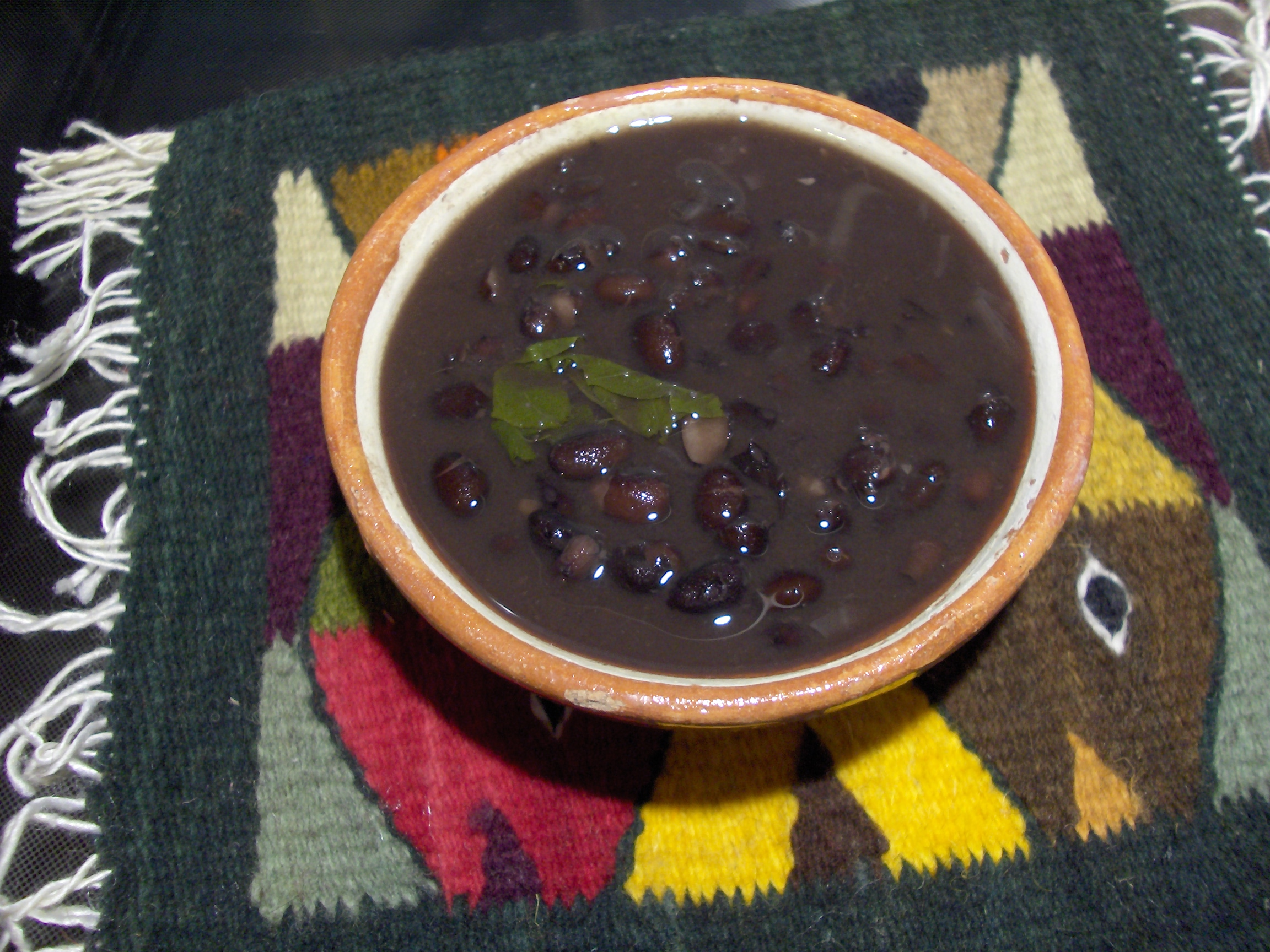 Cooking beans in crock pot