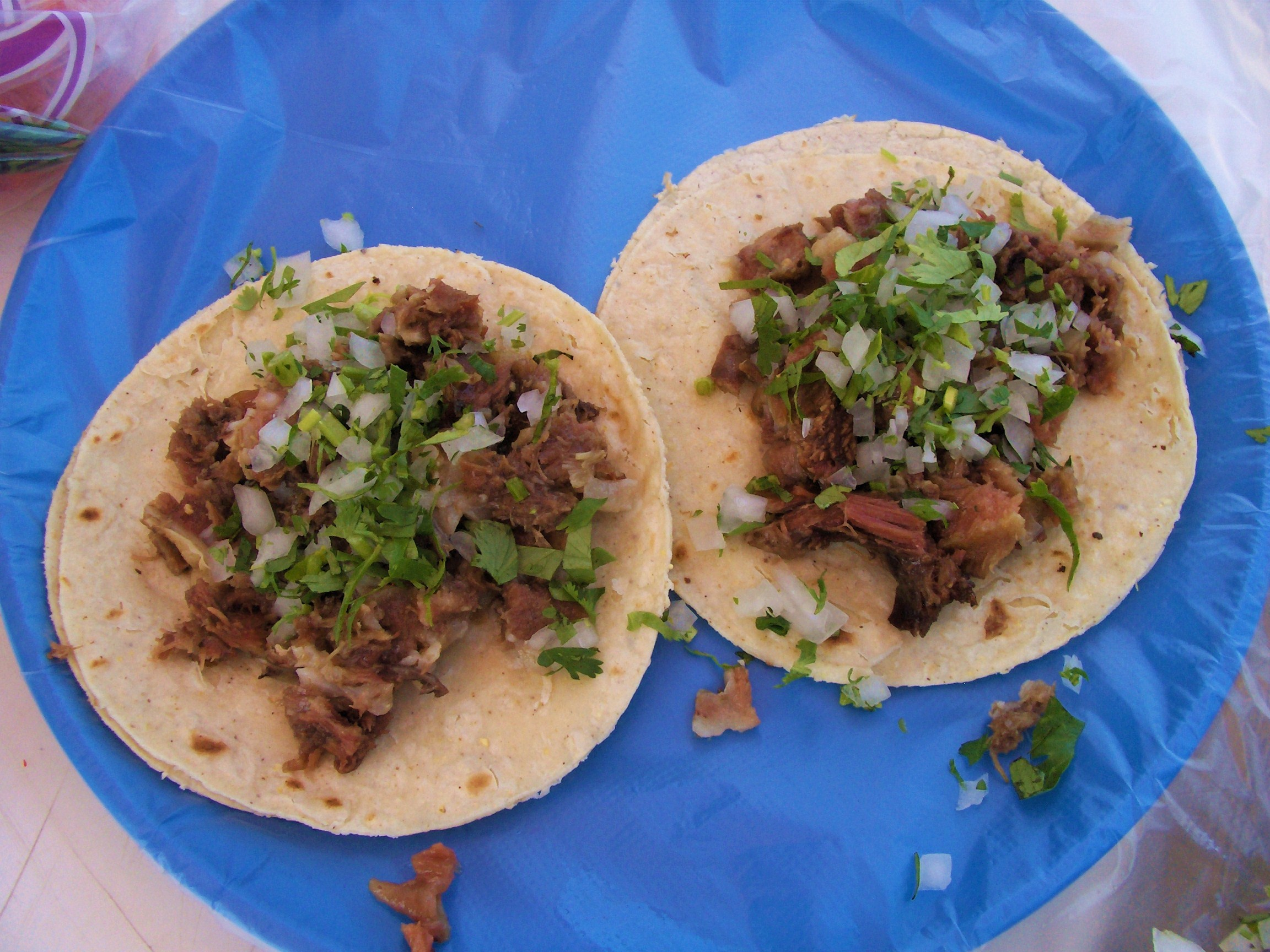 Tacos de Cabeza – Cooking in Mexico