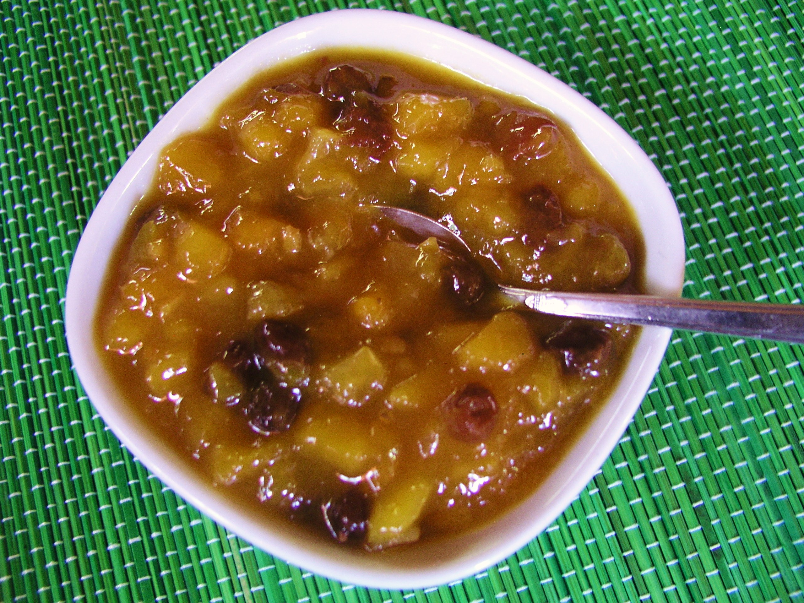 Mexican Mango Chutney – Cooking in Mexico